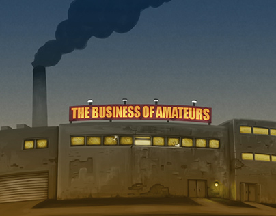 The Business of Amateurs Title Sequence