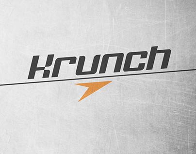 Krunch Font