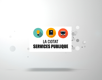 SERVICE PUBLIQUE - LA CIOTAT