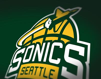 Seattle Supersonics Concept