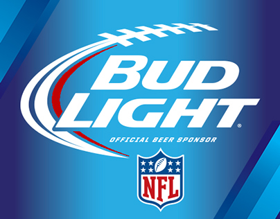 Bud Light NFL OOH & Print