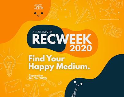 Ateneo ACTM RecWeek 2020