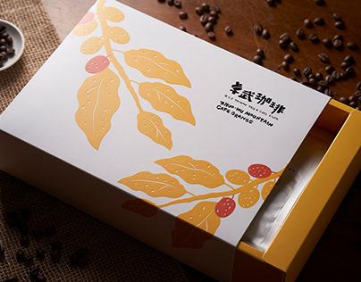 卓武珈啡禮盒