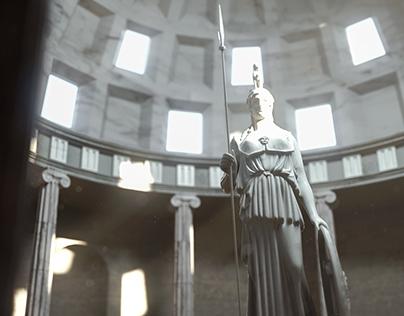 Mausoleum - Thea