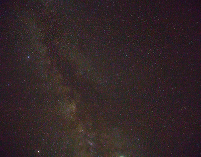 3am in Maldives - 1st Milky way shot !