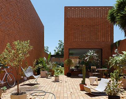 Orleans - Daniel Fernandez Arquitecto