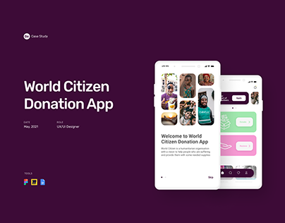 Cloth Donation App