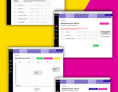redesign MICA enrollment experience   UIUX design