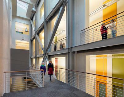 Portland State University • Lincoln Hall Renovation
