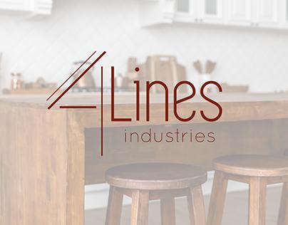 4Lines Industries :: Logotype