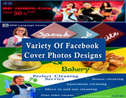 Social Media Facebook Covers Designs