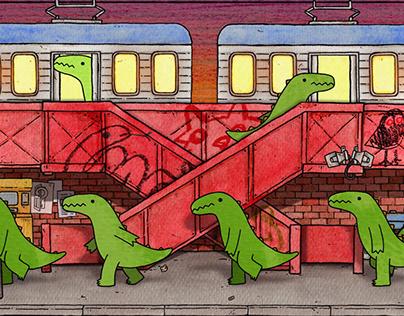 Reptile City