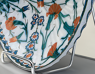 Ottoman Plate Patterns
