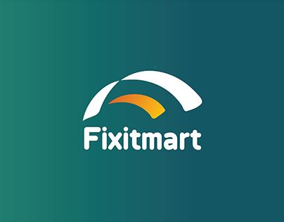 Fixitmart Branding
