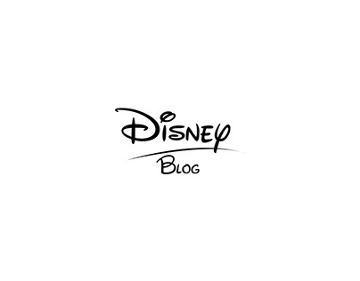 logo for a website/blog that is for Disney fans