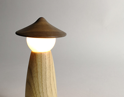Oriental Hat - Night Lamp