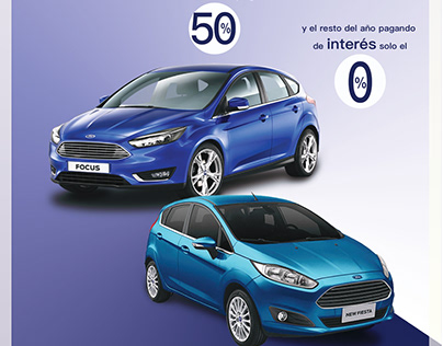 """Aviso de prensa"" - Ford Focus & Ford Fiesta."