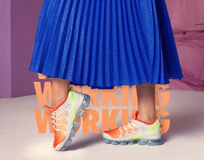 Nike So Many Ways to Air