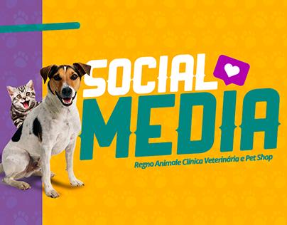 Social Media | Regno Animale