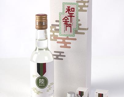 "和平金門 陸海空禮盒 ""Kinmen Peace"" Gift Items Packaging Design"