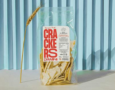 Crackers Romagna Piada | Packaging