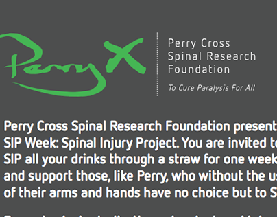 Spinal Injury Project - Perry Cross