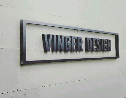 Vinger! Design Office Logo