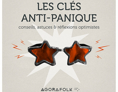 Agorafolk - Les clés anti-panique