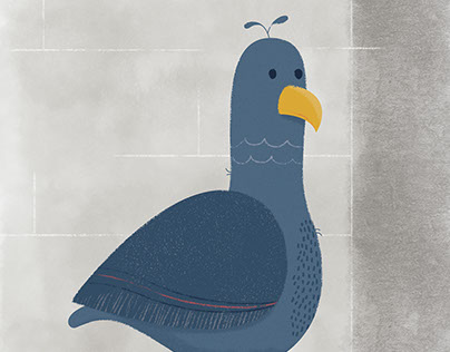 NYC Pigeon: Critter of the Week