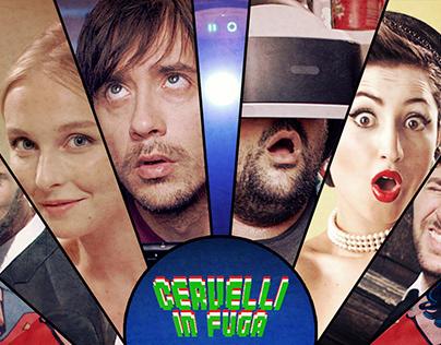 CERVELLI IN FUGA - ShortFILM