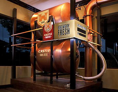 Castle Tank Beer