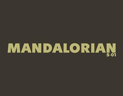 Mandalorian S01