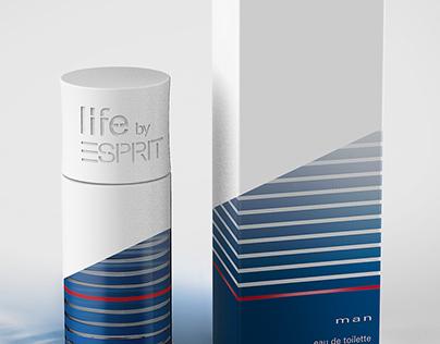 3D Render Fragrance