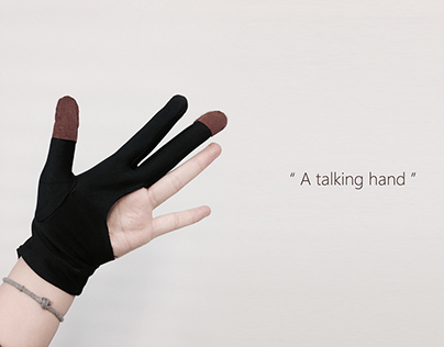 The Talkinghand