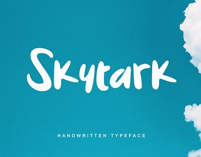 Skytark - Display Typeface