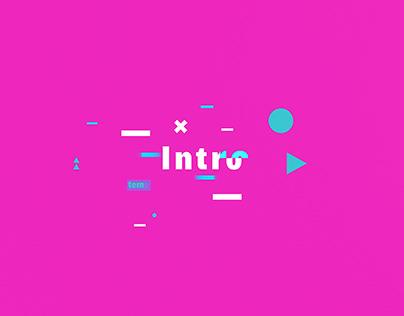 Minimal Intro Color