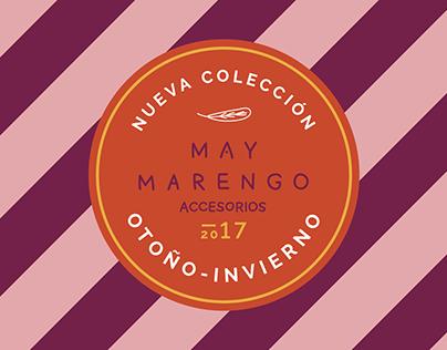 Branding - May Marengo Accesorios
