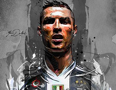 Cristiano Ronaldo- Juventus de Turin.