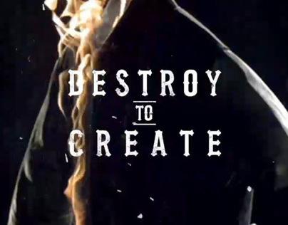 Nike - Destroy to Create