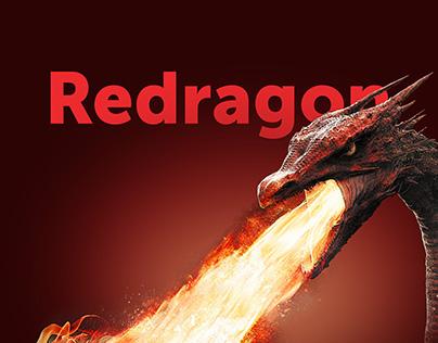 Redragon website