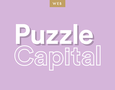Puzzle Capital — Website Design