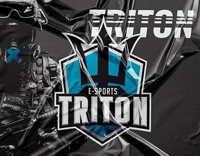 Triton E-Sports - Branding