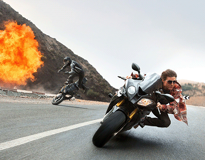 Mission Impossible V - Rogue Nation