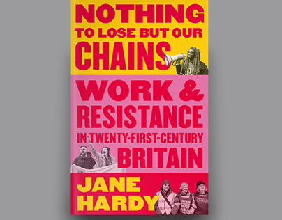 Nothing to Lose but our Chains book cover