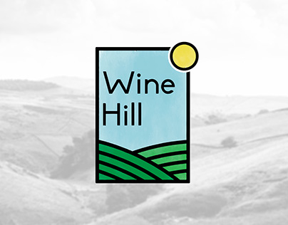 Wine Hill rest house logo
