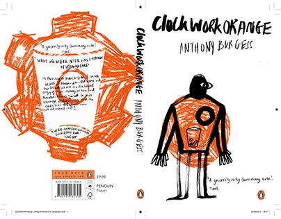 Clock Work Orange book cover