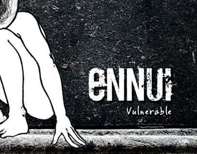 Album Art - Vulnerable By Ennui