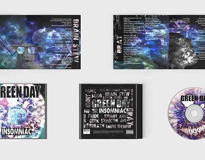 Insomniac Album Design