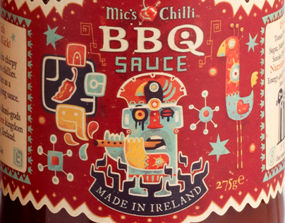 BBQ Chilli - Packaging