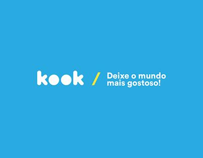 Kook | Rede social de culinária